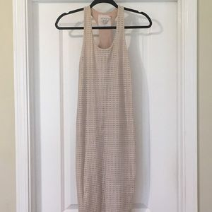 Acacia Swimwear Blackfoot Clay Mesh Dress, SMALL